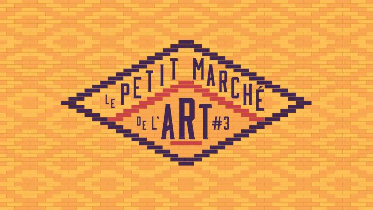 une le petit marché de l'art de Rennes
