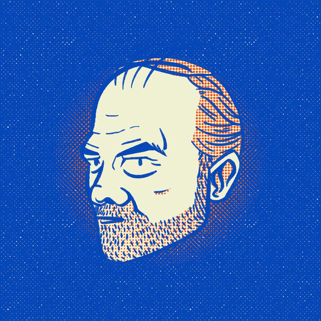 Illustration politique Edouard Philippe