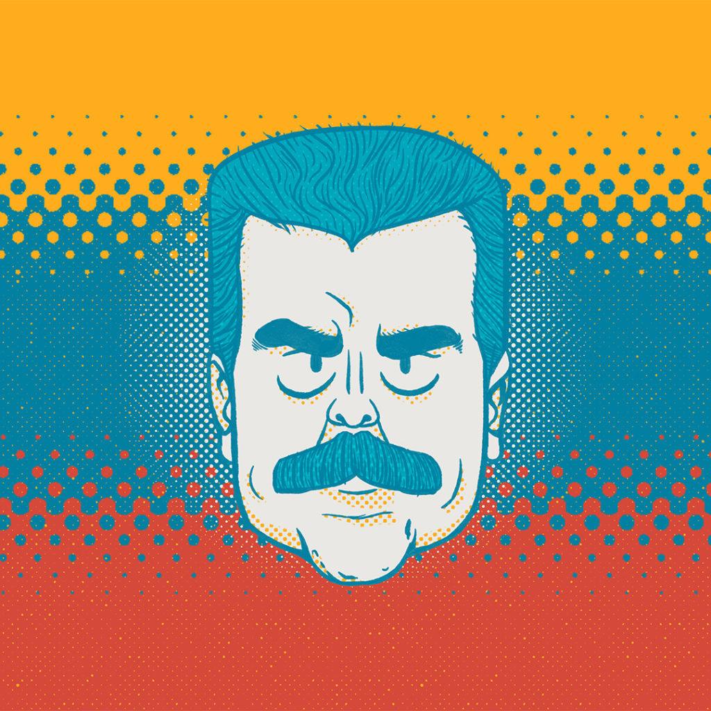 Illustration politique Maduro