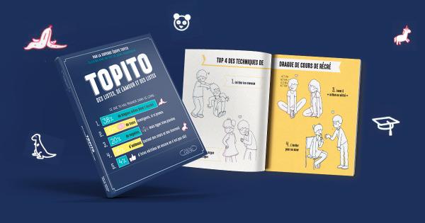 commander le livre best of Topito