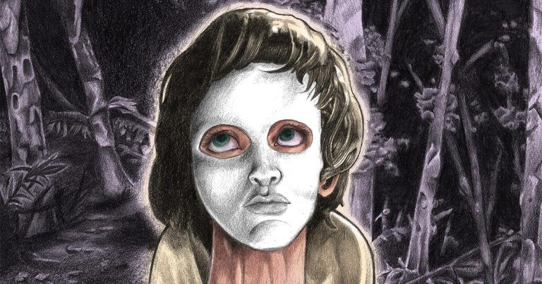 les yeux sans visage affiche